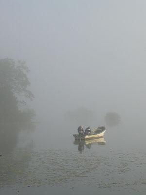 霧の大沼(2)