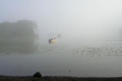 霧の大沼(1)